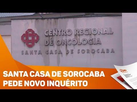 Santa Casa pede abertura de novo inquérito - TV SOROCABA/SBT