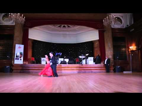 'Red Evenings' Pro-am Waltz by Paulus Vaskelis and Rashmi Becker