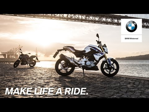 IN THE SPOTLIGHT: The new BMW G 310 R