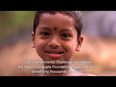 RELX Group Environmental Challenge: Tagore Sengupta Foundation, India
