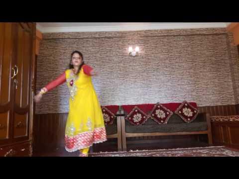 Hindi krishna bhajan.kishine mera shyam dekha.dance by geeta kc