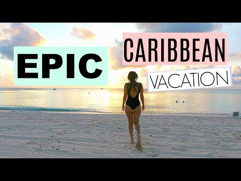 Caribbean Travel Vlog | Grand Cayman Island