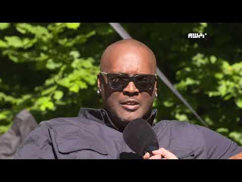 Awakenings Festival 2018 Saturday - Interview with DJ Rush
