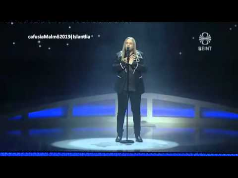 Eurovisión 2013 - Islandia - Eyþór Ingi - Ég á líf (Tengo ...