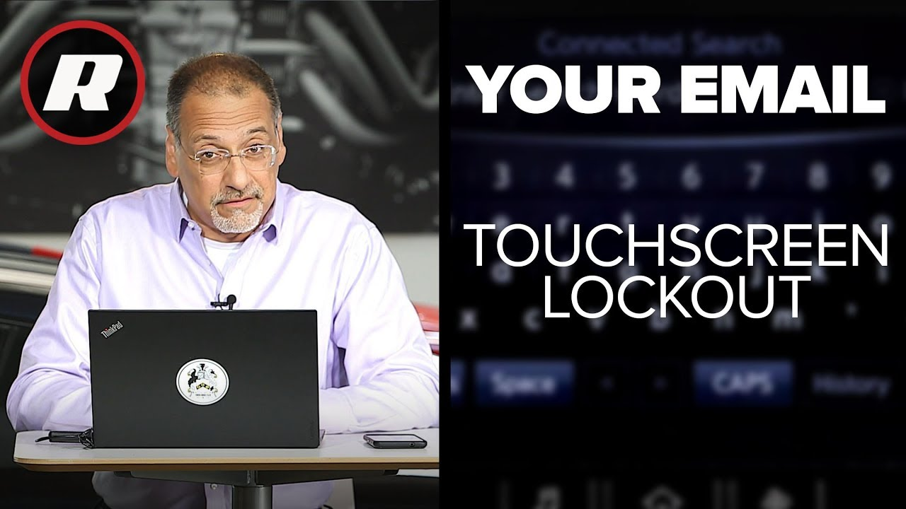 Your Email: The rules about car screens while driving | Cooley On Cars