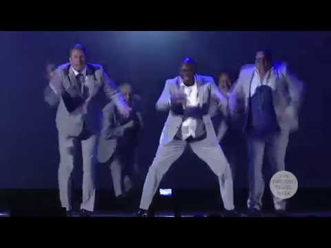 Old Men Grooving Perform for Virtuoso