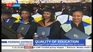 Quality of education: How employable are Kenyan graduates?