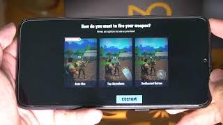 Testspiel Fortnite auf OPPO Realme 3