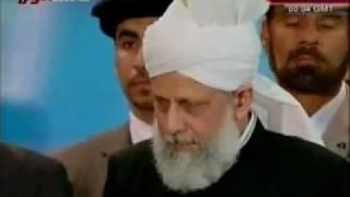 nazam ahmadiyya Jalsa Salana 2