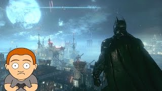 Batman Arkham Knight 4K GTX 1080 Frame Rate Performance Test
