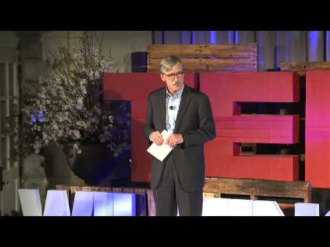 From Farm Gate to Dinner Plate: Feeding a Growing Nation | Jim Borel | TEDxWilmingtonSalon