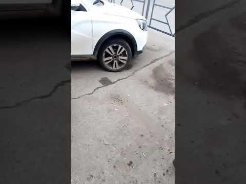 Автобус Киров дтп ЖД вокзал
