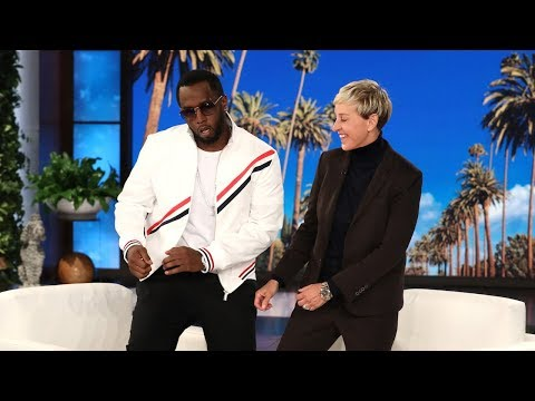 Sean 'Love' Combs Makes a Fashionably Late Entrance