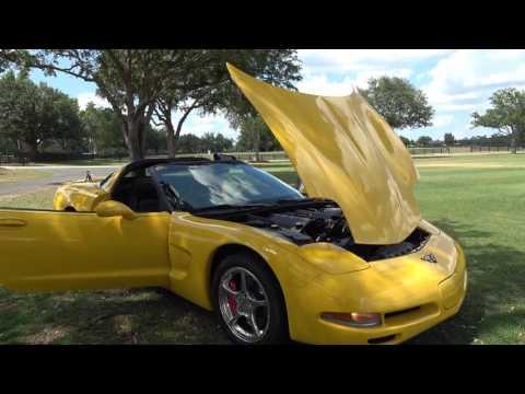 Private 2004 Corvette Coupe For Sale