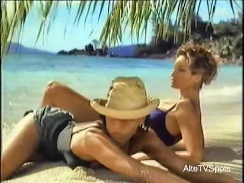 Bacardi Rum Commercial 1991