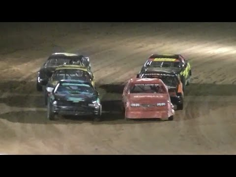 Mini Stock Heat One | McKean County Raceway | Fall Classic | 10.10.14