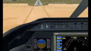 Space Shuttle Landing Training II - Edwards Air Force Base