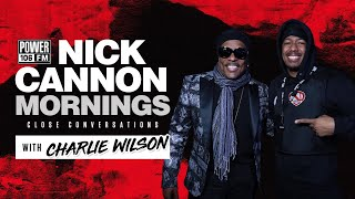 Charlie Wilson Says That Young Artists Don't Have A Support System & Is Not A Fan Of The