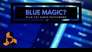 Review | Blue Cat's Patchwork | Using Scaler, Captain, Instachord inside Reason, Maschine, Akai 2.0