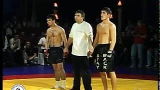 Хабиб Нурмагомедов vs Рамазан Курбанисмаилов (11.10.2008)