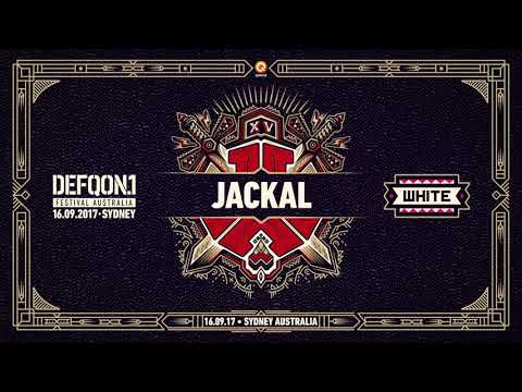The Colours of Defqon.1 Australia | WHITE mix by Jackal