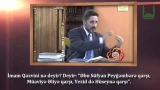 Emeviler Ehli Beyte (e ) qarshi   Sunni alim Dr  Adnan Ibrahim