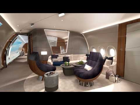 A350 VIP: Join us on our tour