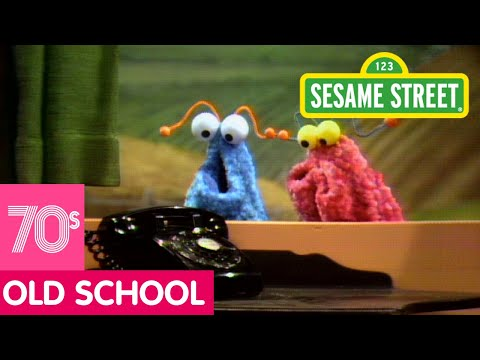 Sesame Street: The Martians Discover a Telephone