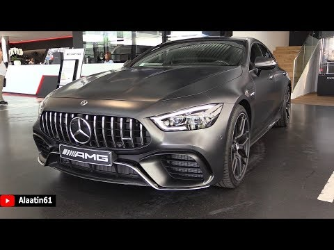 Mercedes AMG GT 63 S 4-Door 2019 NEW Full Review Interior Exterior Infotainment