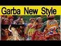 Navratri garba style Ahmedabad Gujarat India    Navratri garba dance style