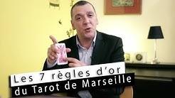 Les 7 règles d'or pour bien tirer le tarot de Marseille