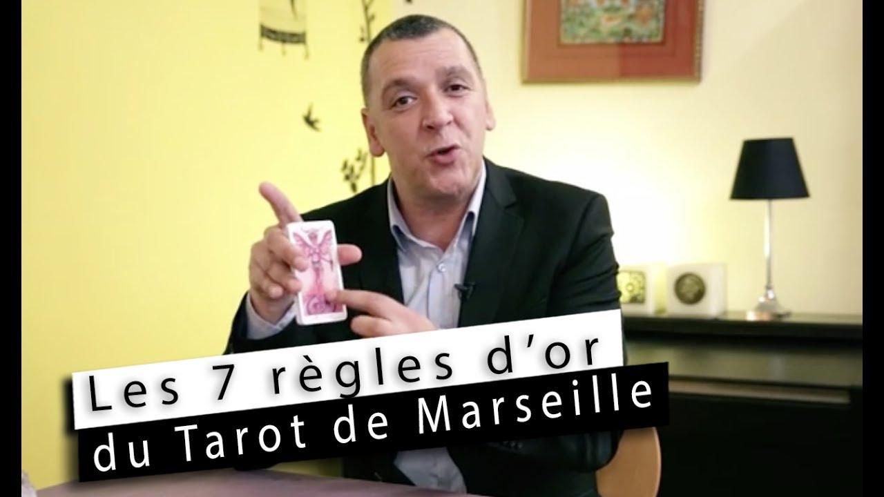Les 7 Regles D Or Pour Bien Tirer Le Tarot De Marseille Youtube