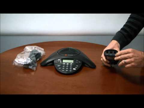 Polycom SoundStation 2 Ex Overview