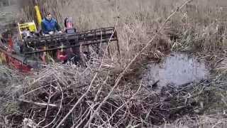 видео очистка водоемов