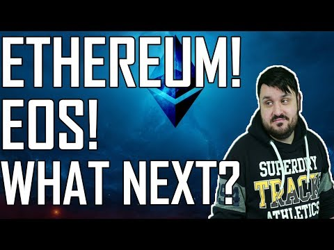 Ethereum! EOS! What's Next?
