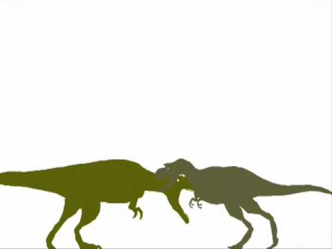 ASDC - Gorgosaurus vs Teratophoneus