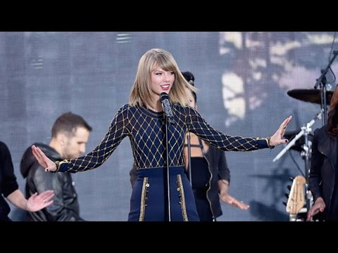 Taylor Swift, Sting Seeking More Equitable Music Streaming Deals
