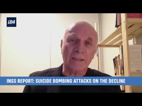 INSS Report: Suicide Bombing Attacks On The Decline
