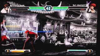 Download Xel chuckyX vs ExUs k Dash (kof XIII) member of KoFFuneral