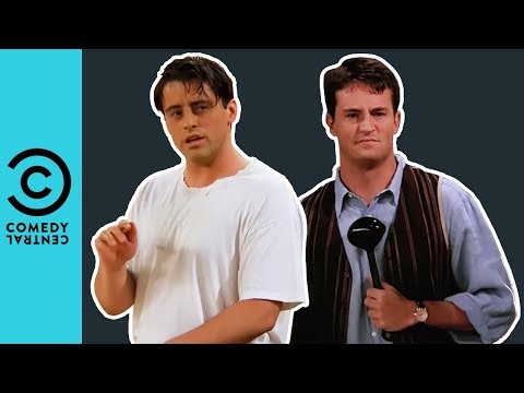 Joey and Chandler's Funniest Moments | Friends