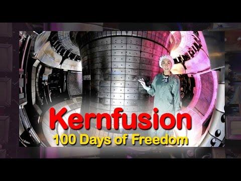 Heisser als die Sonne - Zu Besuch beim Kernfusionsreaktor - Full HD 1080p