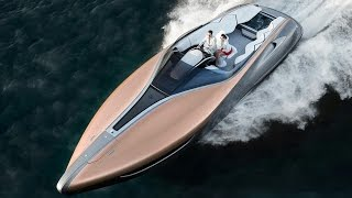 Lexus Yacht: Lexus Sport Yacht concept