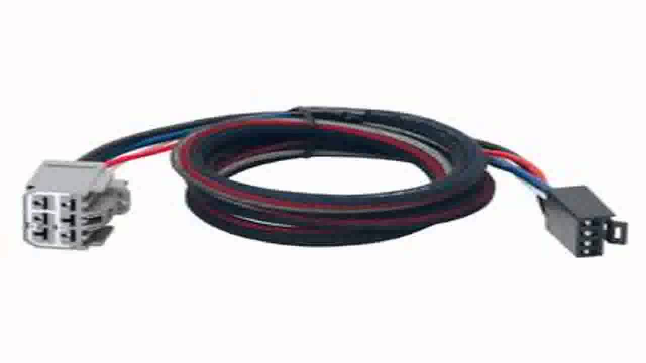 maxresdefault tekonsha 3036 p brake control wiring adapter for ford youtube Chevy Wiring Harness at gsmx.co