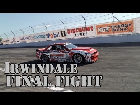 Behind The Smoke Ep 27: Irwindale Final Fight - Daijiro Yoshihara Formula Drift 2011 Season
