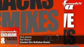 Paul Webster - Istanbul (Des McMahon Remix)