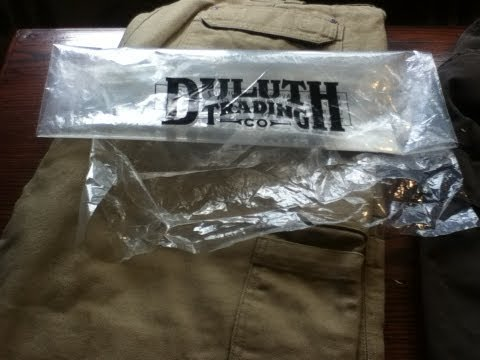 Duluth Fire Hose Pants: Perfection in Heavy Duty Workwear
