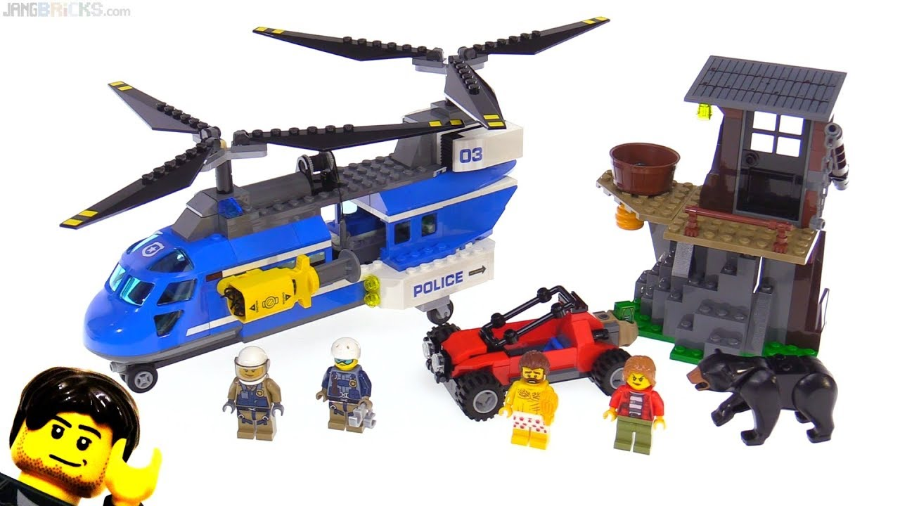lego police set review