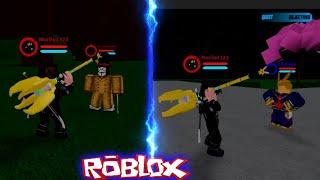 Roblox →MELHOR ARMA STAFF !! - Boku No Roblox: Remastered ‹ Murilo ›