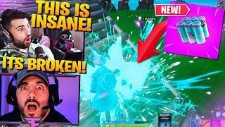 *NEW* CHUG SPLASH! THIS WILL CHANGE FORTNITE!! ft. Nickmercs (Fortnite Battle Royale Gameplay)