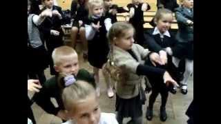 1 класс, Танцевальная перемена. 3 часть